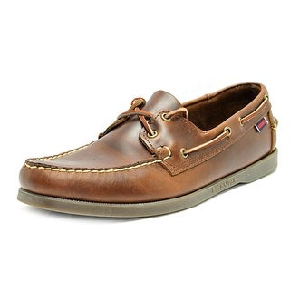 Sebago Docksides Men W Moc Toe Leather Boat Shoe