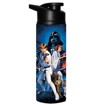 Star Wars Episode 4 Stainless Water Bottle