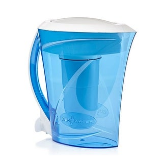 Zero Water Pitcher (2-Pack) Ion Exchange Water Dispenser