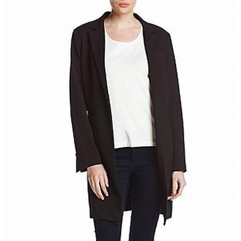 Kenneth Cole Womens Jacket Small Blazer Style Longline
