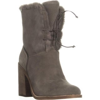 Ugg Australia Jerene Lined Ankle Boots, Mouse