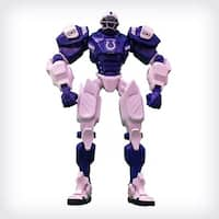 """NFL Indianapolis Colts 10"""" Cleatus Fox Robot Action Figure - multi"""