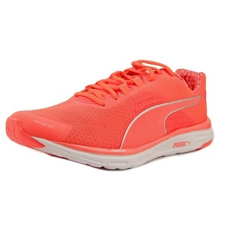 Puma Faas 500 v4 Pwr Warm Wide Round Toe Synthetic Running Shoe