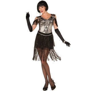Forum Novelties Enchanting Flapper Adult Costume - Multi - Standard