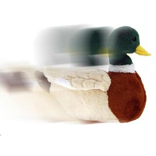 "Duck Dynasty 8.5"" Talking Duck Plush - multi"