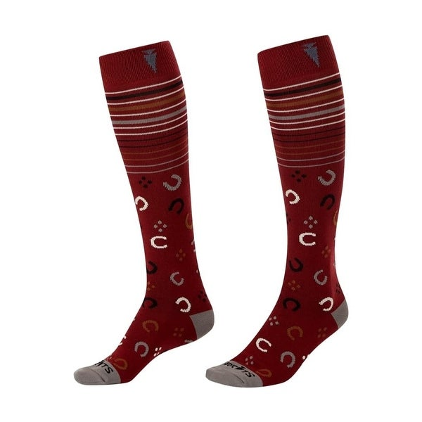 Kerrits English Sock Women Shoe In Wool Thin No Itch Low Profile - One size