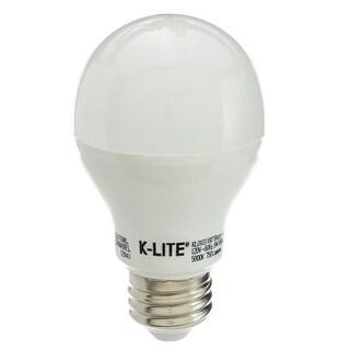 Offex 9 Watt (60W Equivalent) Daylight (5000K) A19 LED Light Bulb