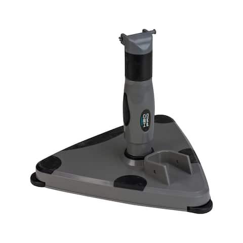 "11"" Heavy Duty Triangle Head Swimming Pool Vacuum Attachment"