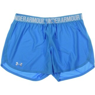 Under Armour Womens Athletic Shorts Loose Fit Drawstring