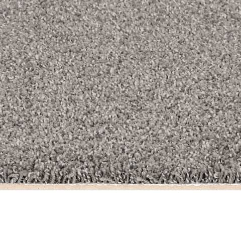 Berkshire Nantucket Collection Carpet Tile Mercury 24x24 8ct Box