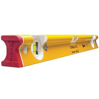 "Stabila 41024 R-Beam Level, 24"", Yellow"