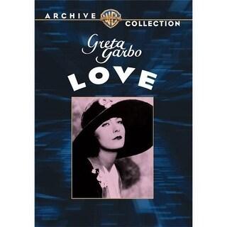 Love DVD Movie 1927