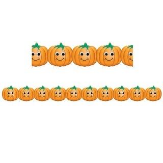 Happy Pumpkins Border