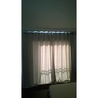 Aurora Home Wide Width Thermal Blackout 96-inch Curtain Panel
