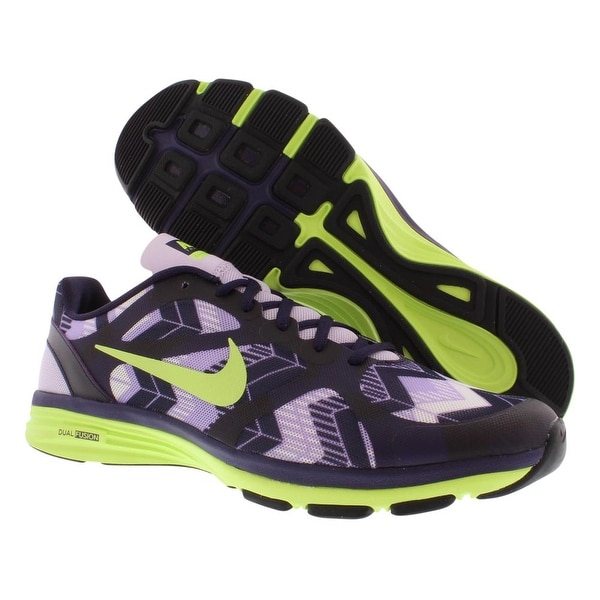 Nike Dual Fusion Tr Print Fitness Women's Shoes Size