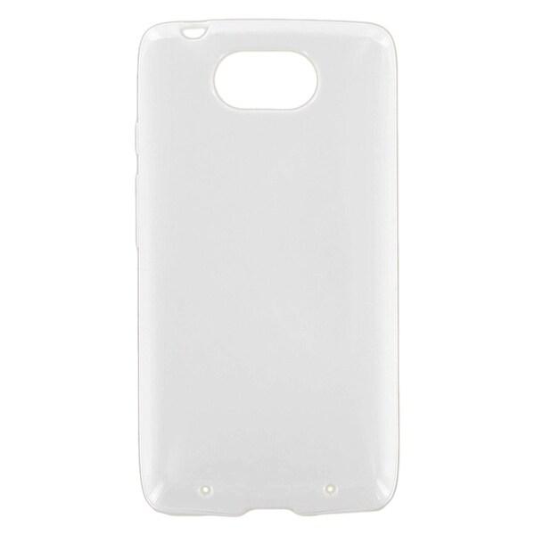 Qmadix FlexGel Case for Motorola Droid Turbo XT1254 (White)