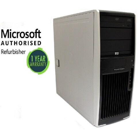 HP 4600 WS, intel C2Q Q9550 2.8GHz, 4GB, 1TB, W10 Pro