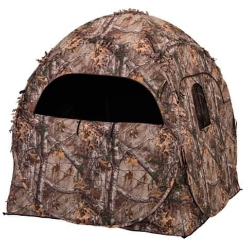 Ameristep 1RX2S010 Doghouse Hunting Ground Blind