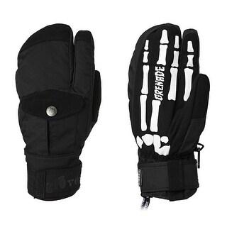 Grenade Men's Scorpion Glove - Black - Large