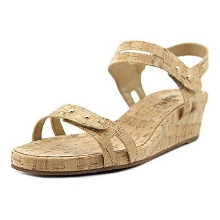 Vaneli Keana Women  Open Toe Canvas  Sandals