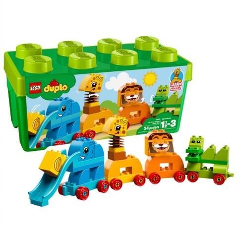 LEGO DUPLO My First Animal Brick Box - 10863