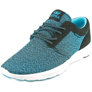 Supra Hammer Run Round Toe Canvas Sneakers