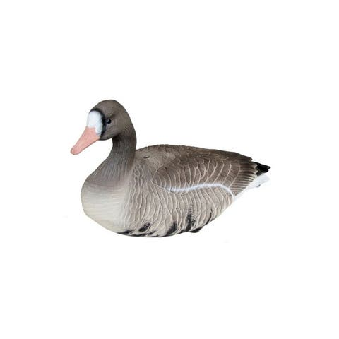 Mayhem Decoys Specklebelly Goose Paint Collapsible 12 Pack - Brown