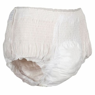 Attends(r) Moderate Absorbency Pull-On Disposable Incontinence Underwear - XL