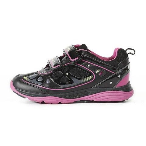 Geox Girls' Emy B Sneaker