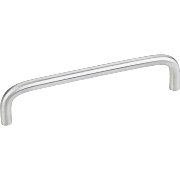 Elements S271-128 Torino 5 Inch (128mm) Center to Center Wire Cabinet Pull