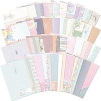 40 Designs/1 Each - Hunkydory Special Days A4 Card Inserts 40/Pkg