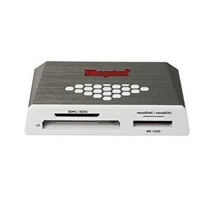 Kingston Fcr-Hs4 Usb 3.1 Gen 1 High-Speed Media Reader