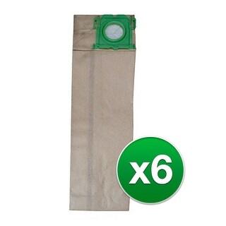 EnviroCare Replacement Bags for Sebo C1 Vacuum models (6pk)