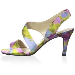 Adrienne Vittadini Footwear Women's Giprisity Dress Sandal