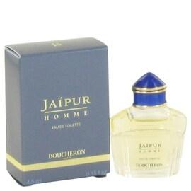 Jaipur by Boucheron Mini EDT .17 oz - Men