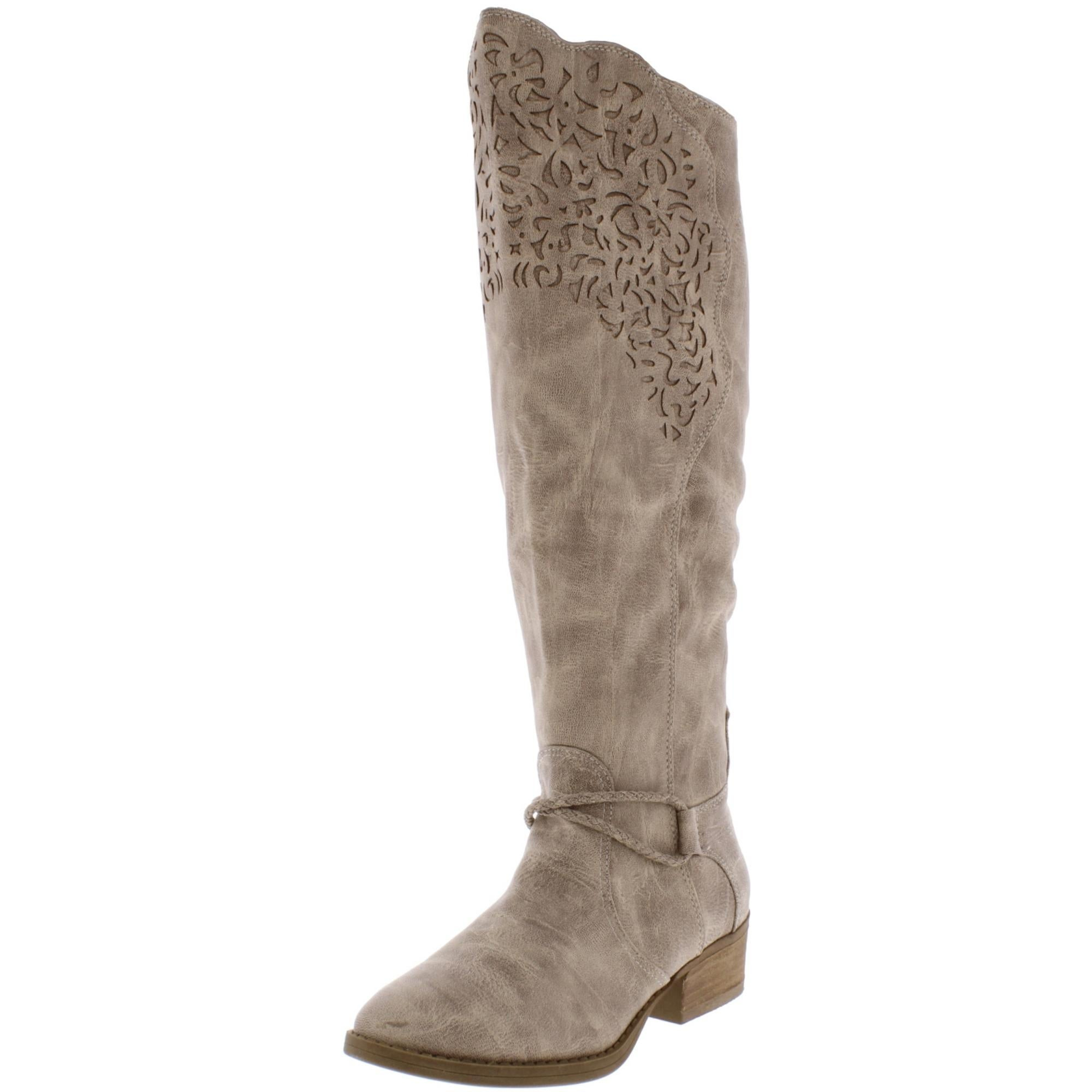 Shop Very G Women's Twisted Faux Suede