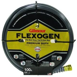 Gilmour 874001-1001 Flexogen Lightweight Garden Hose, 100' L