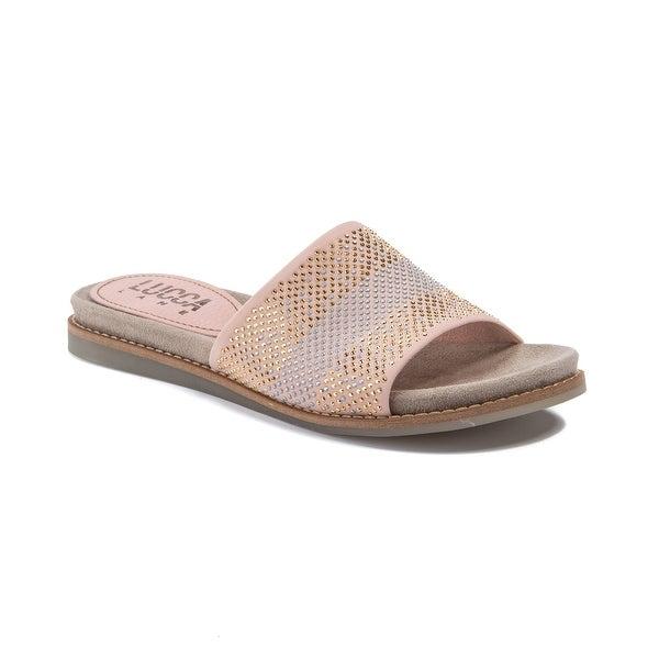 Lucca Lane Bailey Women's Sandals & Flip Flops Cameo Rose