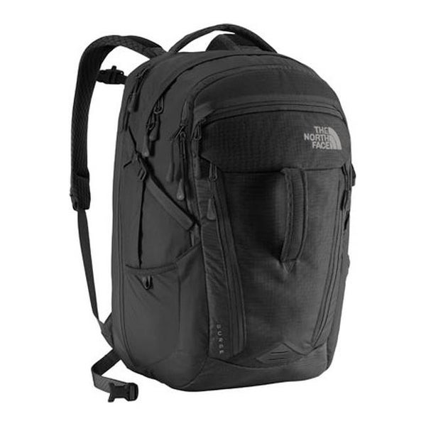 4a983fdb47df Shop The North Face Women s Surge Backpack TNF Black - US Women s One Size  (Size None) - Free Shipping Today - Overstock - 20577822