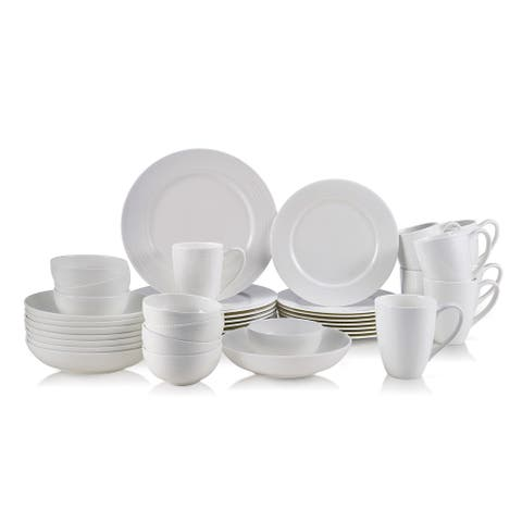 Mikasa Annabel 40PC Bone China Dinnerware Set
