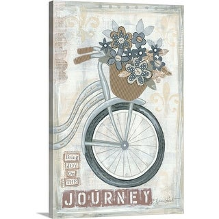 """Journey"" Canvas Wall Art"