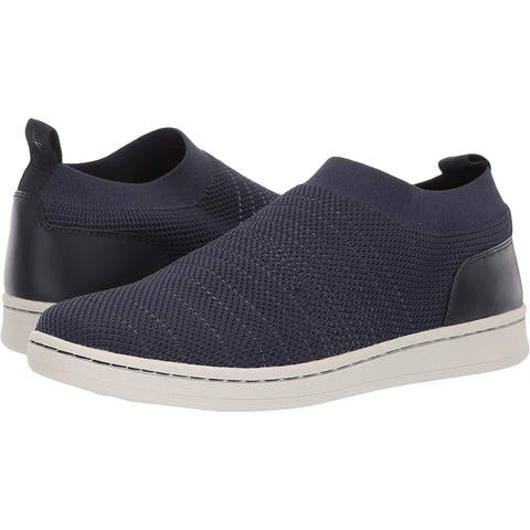 ED Ellen DeGeneres Womens Chalibre Fabric Low Top Slip On Fashion Sneakers