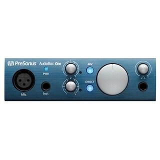 PreSonus 131409 Audio Box Ione 2X2 USB & iPad Recording System