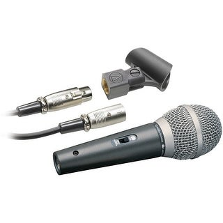 Audio-Technica Cardioid Dynamic Vocal/Instrument Microphone