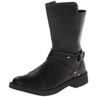 Umi Girls Chiara II Little Kide Leather Riding Boots - 13 medium (b,m)