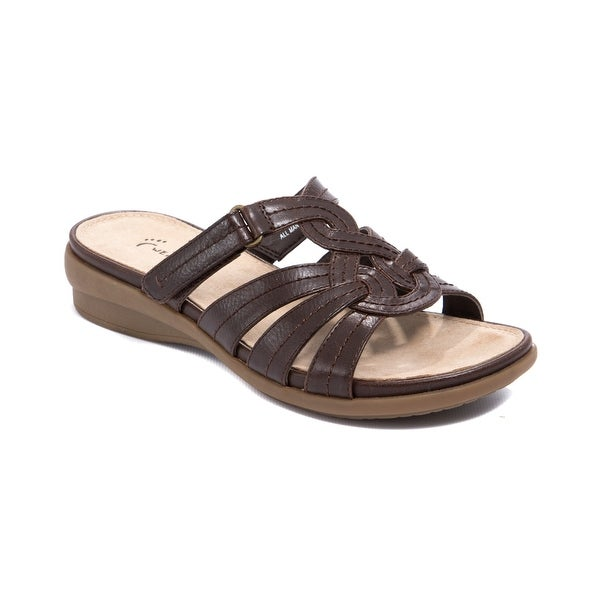 Wear.Ever. Maren Women's Sandals & Flip Flops Dark Brown