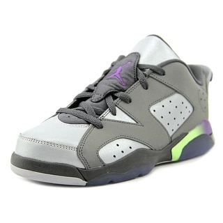 Jordan 6 Retro Low GP Youth Round Toe Synthetic Multi Color Basketball Shoe