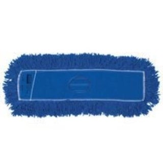 "Newell Rubbermaid J35500BL00 Synthetic Dust Mop, Blue, 36"" x 5"""