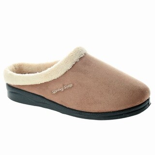 Spring Step Women's Ivana Slipper - Beige - 36 m eu / 5.5-6 b(m) us