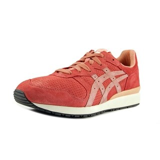Onitsuka Tiger by Asics Tiger Alliance Men Round Toe Synthetic Orange Sneakers